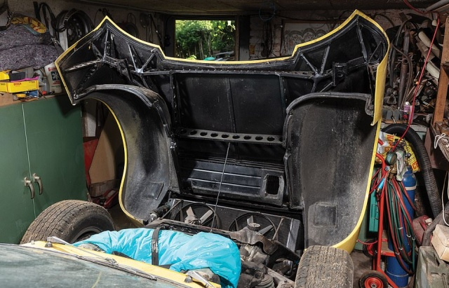 Lamborghini Miura 1969 уйдет с молотка