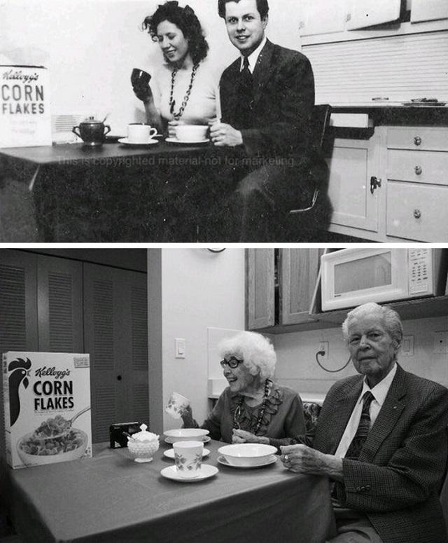 Снимки, которые проложили мост между прошлым и настоящим