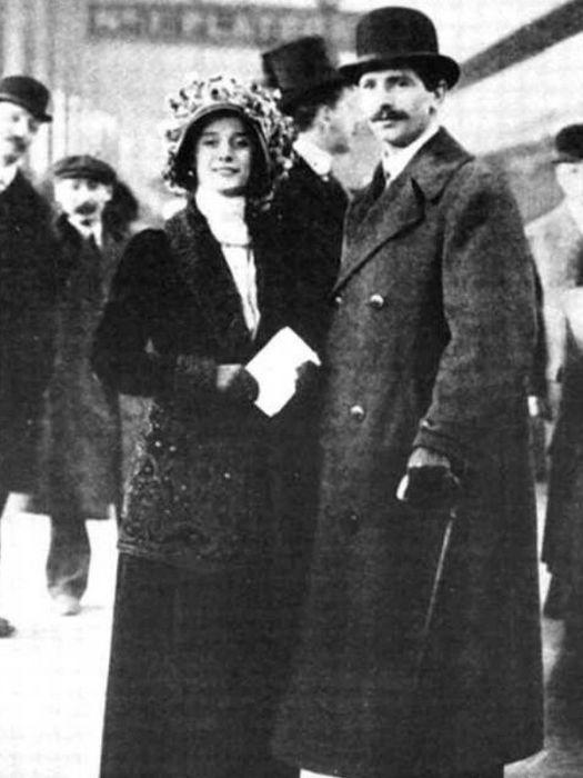 Известные женщины, о мужьях которых мало известно