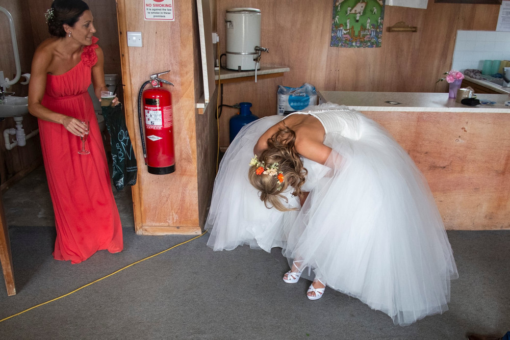 Нестандартные снимки свадеб от Иэна Уэлдона