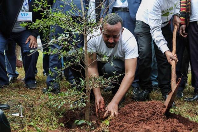 Невероятный рекорд в Эфиопии