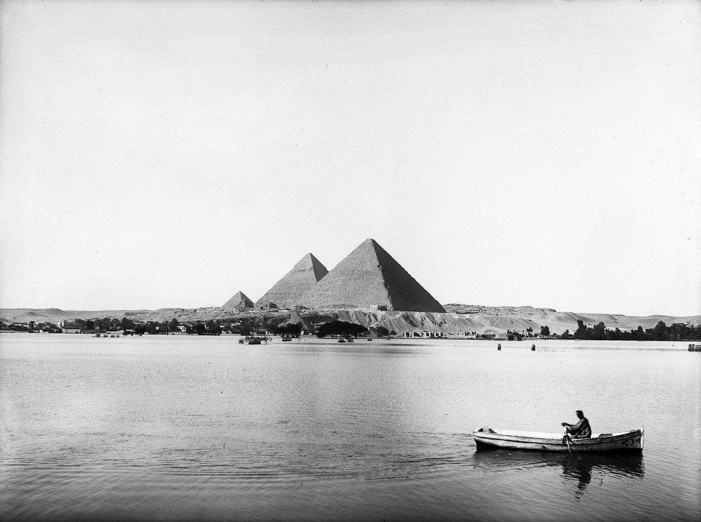 Захватывающие факты о египетских пирамидах