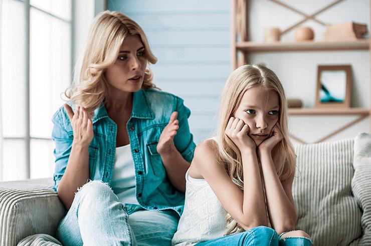 Фразы, которые не стоит говорить своим детям