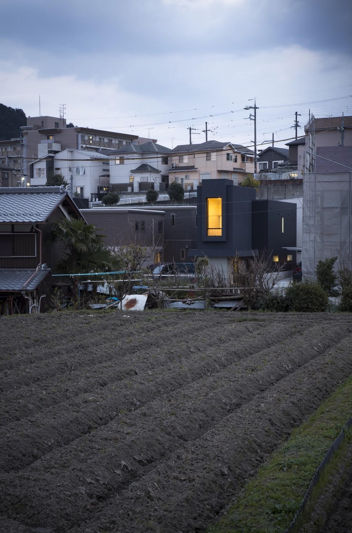 Стройный Дом в Японии