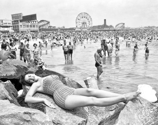 Интересные фотографии и моменты из прошлого