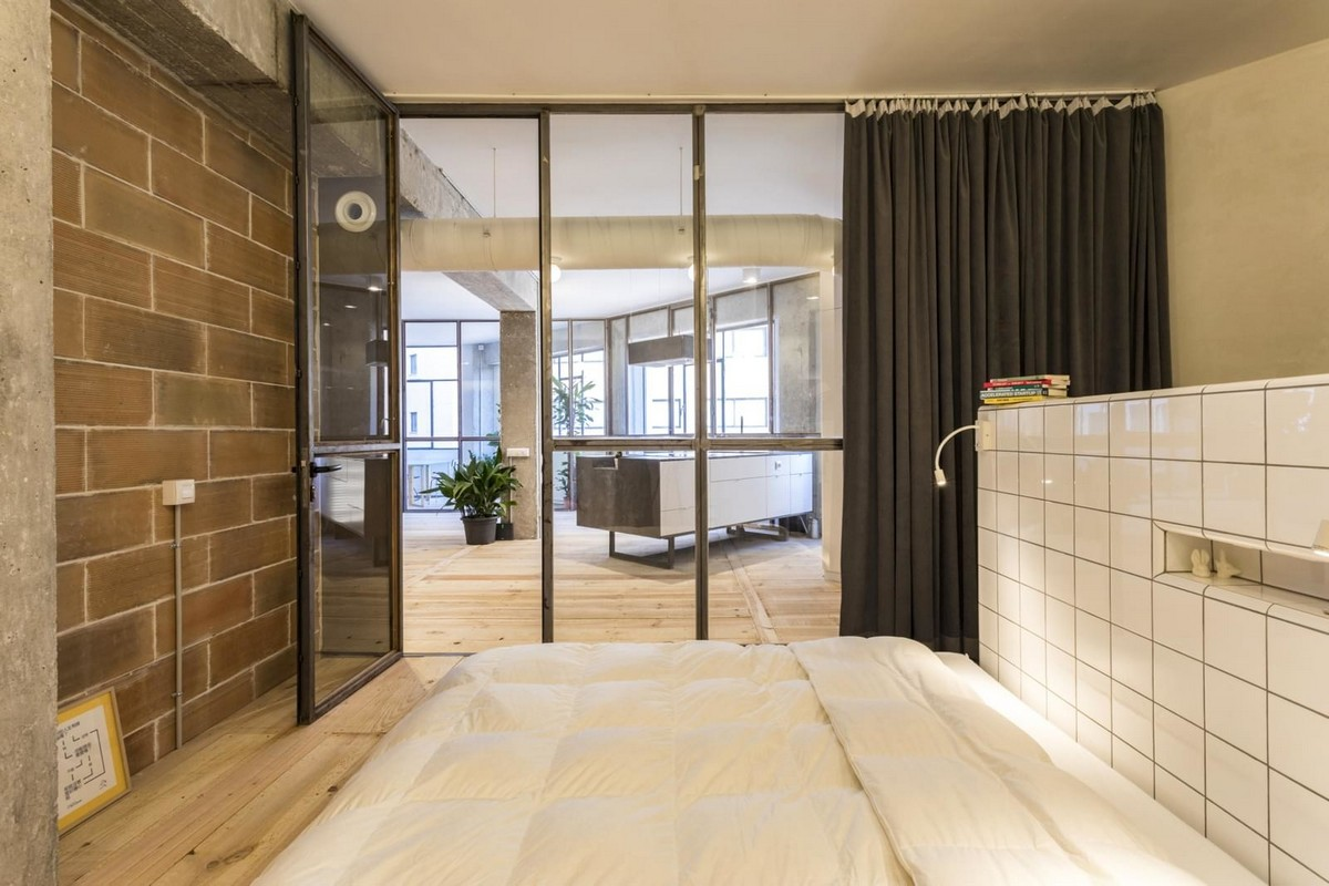 Квартира с зимним садом в Барселоне