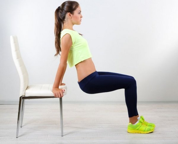 Самые эффективные упражнения для похудения рук