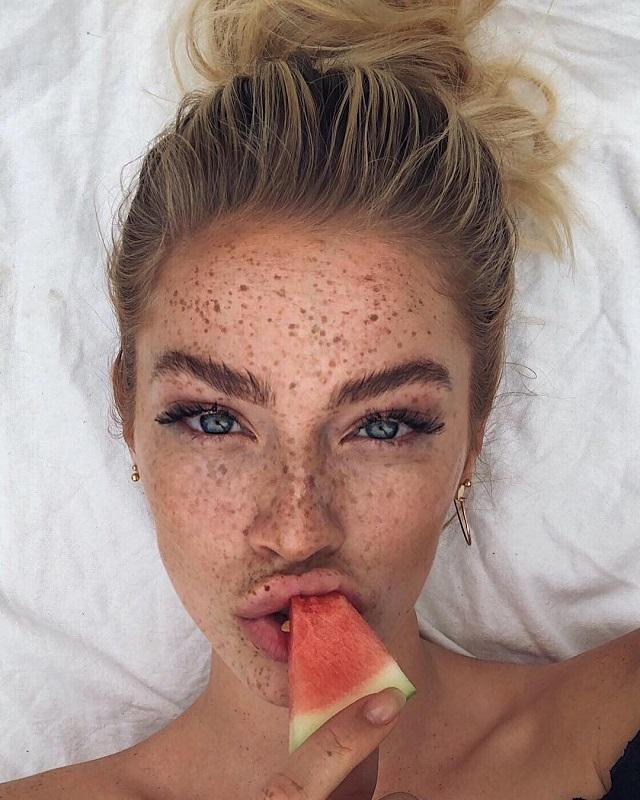 Фотографии привлекательных людей с нестандартной внешностью