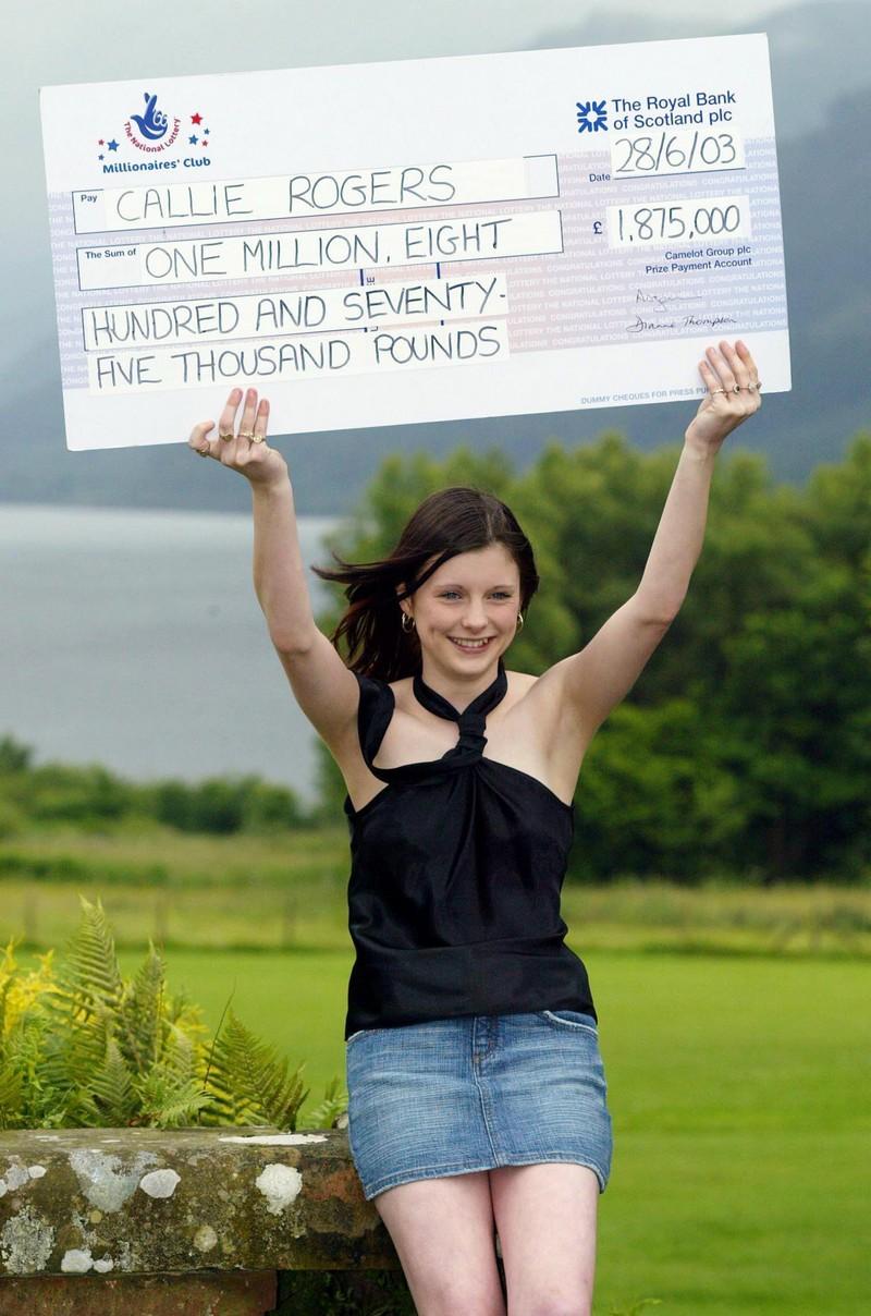 Как живёт сейчас школьница, которая 16 лет назад выиграла 1,8 млн фунтов