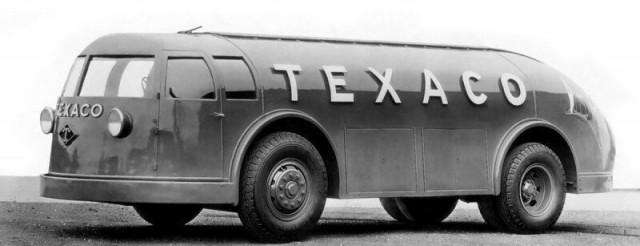 Diamond T Doodlebug - самый необычный бензовоз 1930-х годов