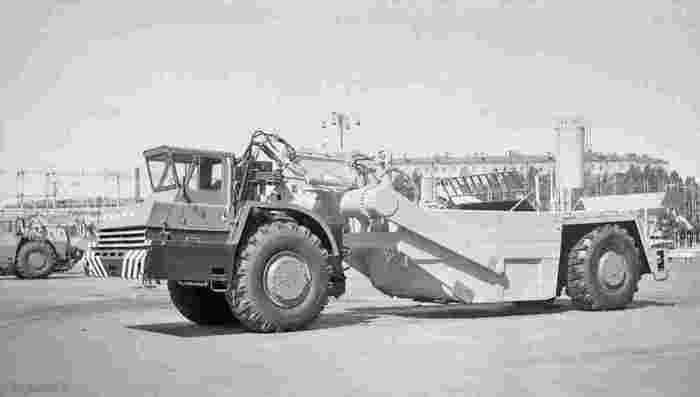 Для чего в СССР выпускали БелАз с одной осью