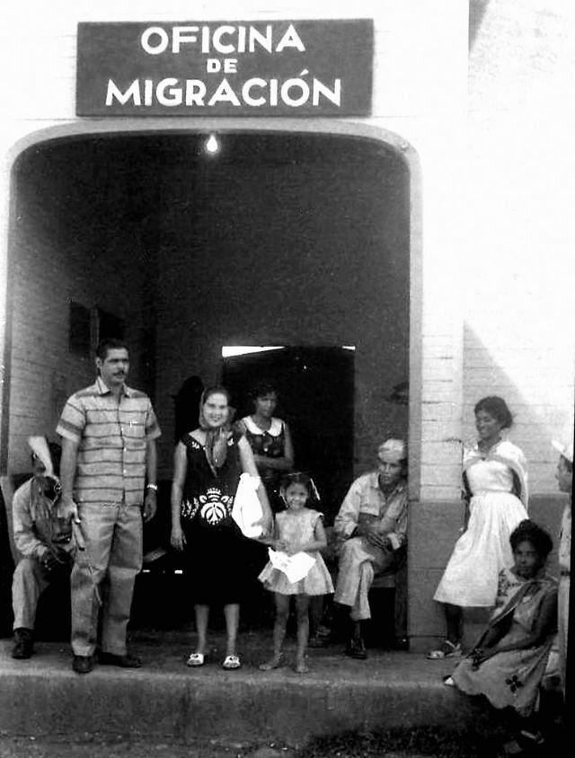 Никарагуа на снимках 70 лет назад