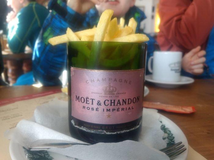 Примеры самой безбашенной подачи блюд в ресторанах
