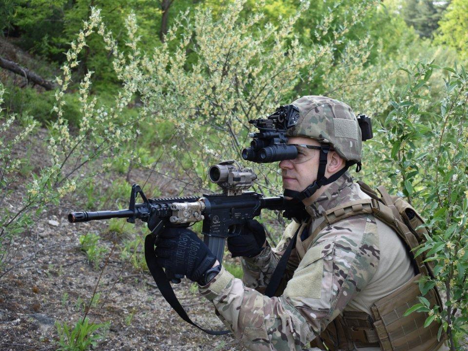Футуристические новинки военных технологий