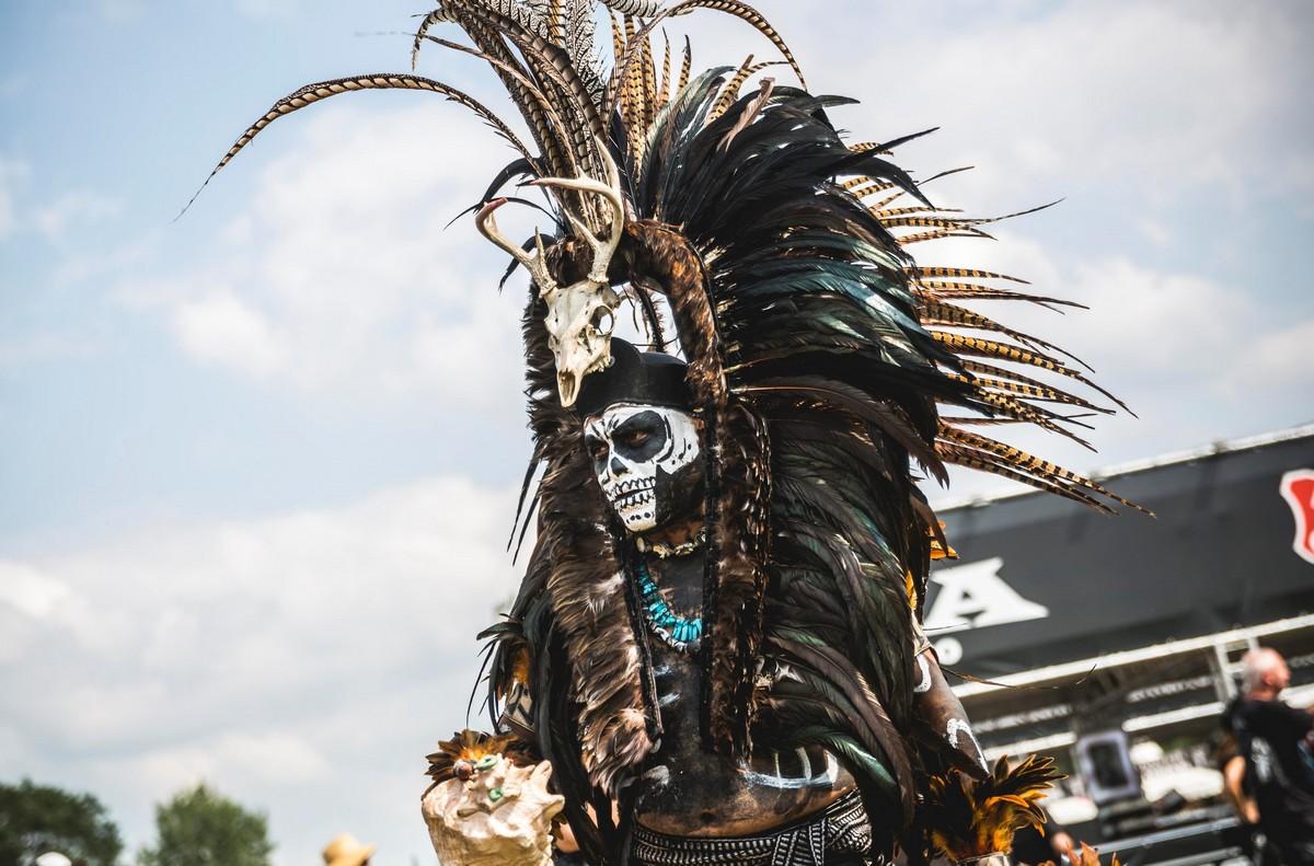 Крупнейший в мире фестиваль тяжёлой музыки в Германии