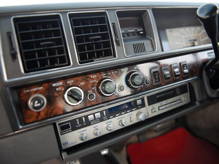 Nissan President Sovereign V8E VIP 1987
