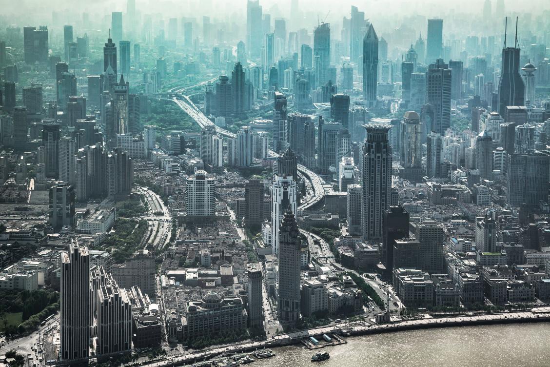 Городские пейзажи и архитектура на снимках Йоханнеса Хеккерота