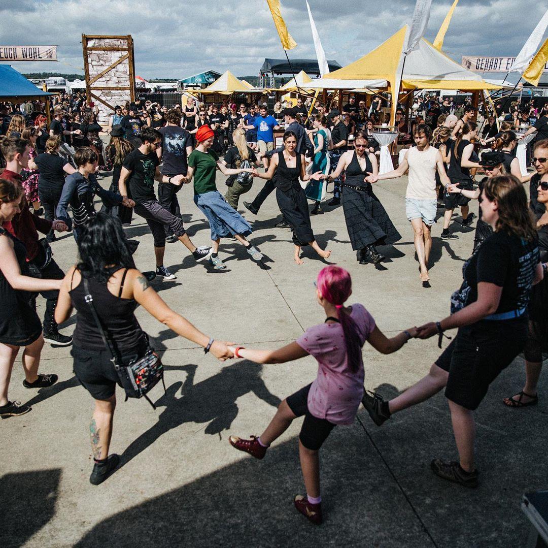 Готический музыкальный фестиваль в Германии