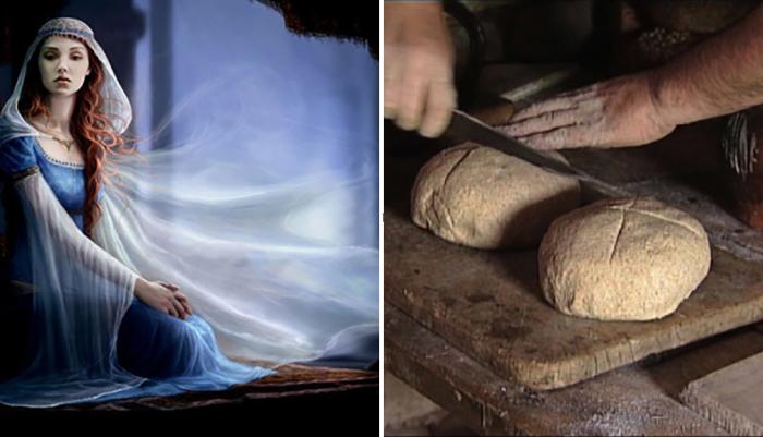 История женщины, которая спасла город двумя буханками хлеба