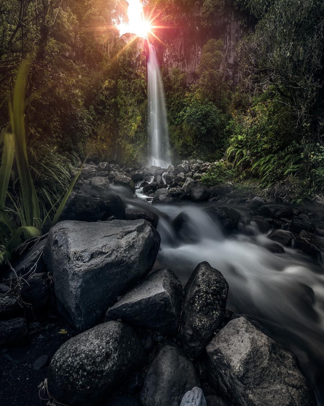 Потрясающие пейзажи на длинной выдержке от Джейсона Райта