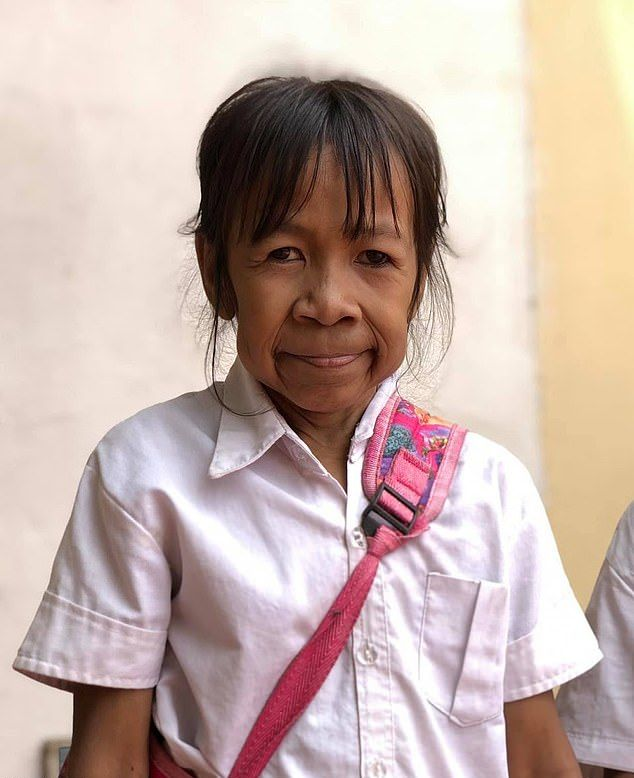 10-летняя девочка в теле бабушки