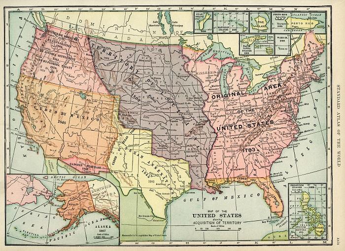 Как США выкупали себе территории