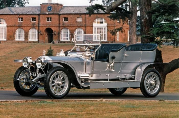 Коллекционер купил старинный Rolls-Royce за 75 миллионов долларов