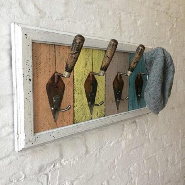 Подборка интересных идей для дома из старых вещей