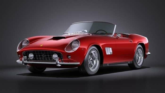 10 редких и дорогих автомобилей, за которыми охотятся коллекционеры