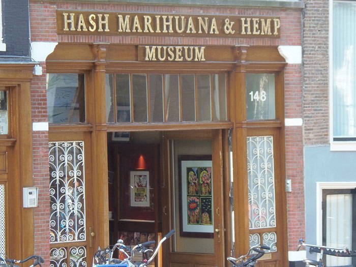 5 самых странных музеев Амстердама