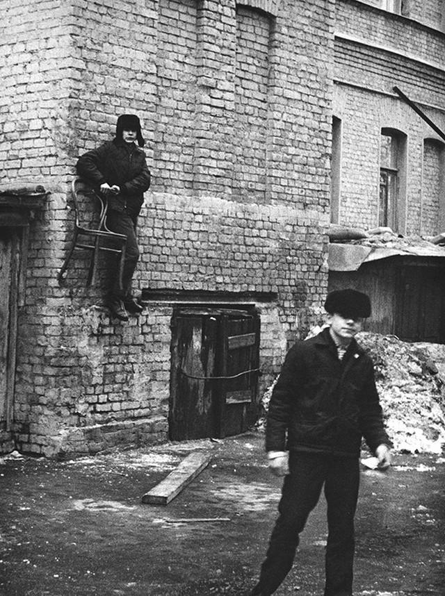 Москва 60-80 годов от знаменитого фотографа Михаила Дашевского