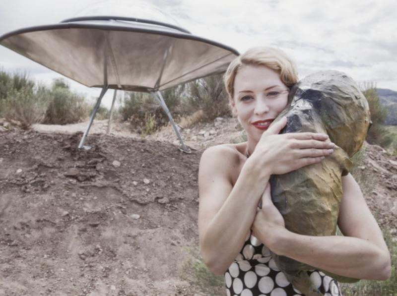 Невероятные истории об НЛО и инопланетянах