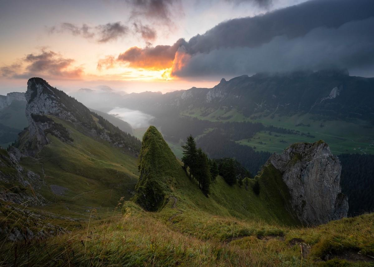 Пейзажи и путешествия на снимках Тони Бутцманна