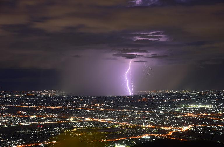 Бьет ли молния дважды в одно место?