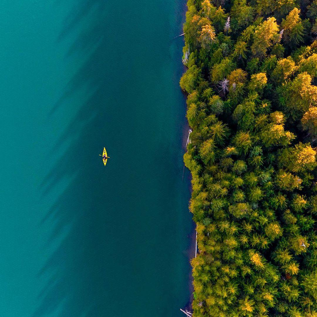 Природа и путешествия на снимках Зака Николса