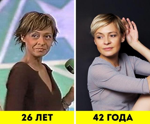 Российские знаменитости, которые с возрастом стали выглядеть лучше