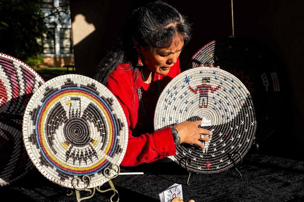 Ежегодная встреча аборигенов Северной Америки 2019