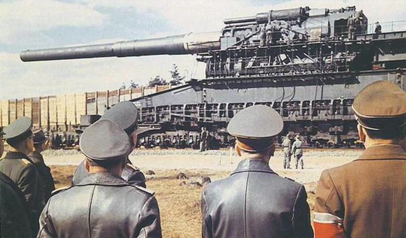 Тайное оружие на фронтах Второй мировой