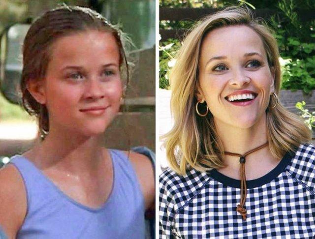 Знаменитые актёры в начале своей карьеры и сейчас