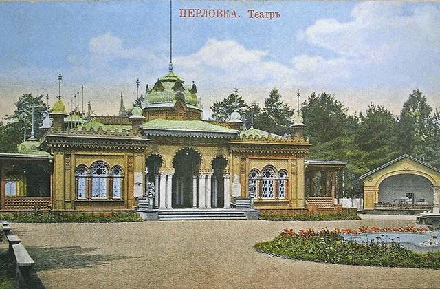 История появления дачной жизни в России