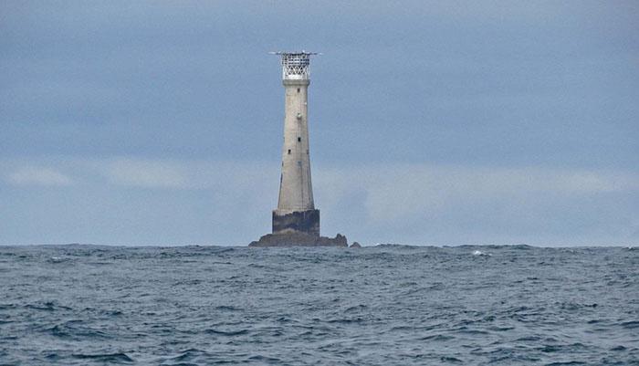 Как обживали самый маленький в мире застроенный остров