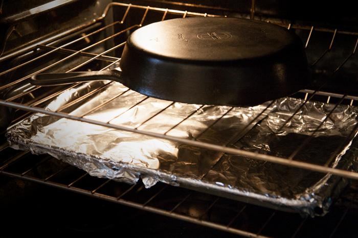 Ошибки в обращении с чугунной сковородой