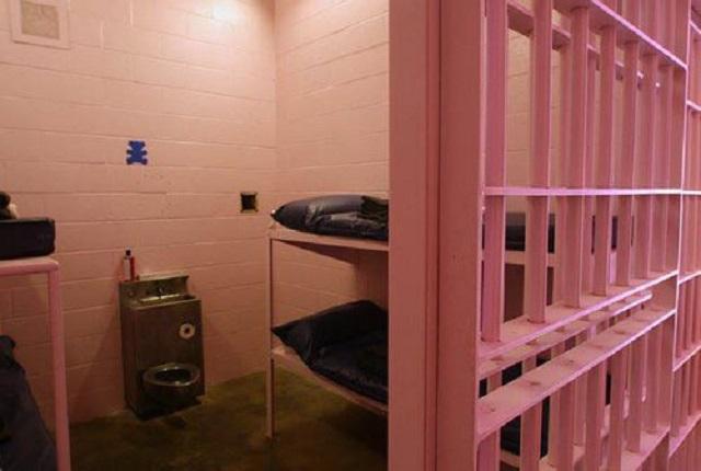 Успокаивающие тюремные камеры в Швейцарии