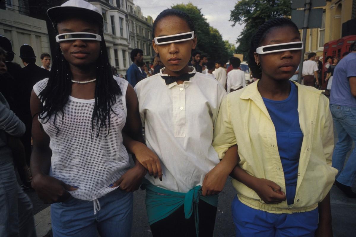 Веселая и бурная 50-летняя история карнавала Ноттинг-Хилл