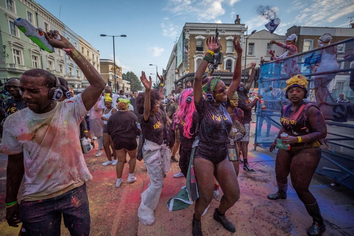 Ежегодный Ноттинг-Хиллский карнавал 2019