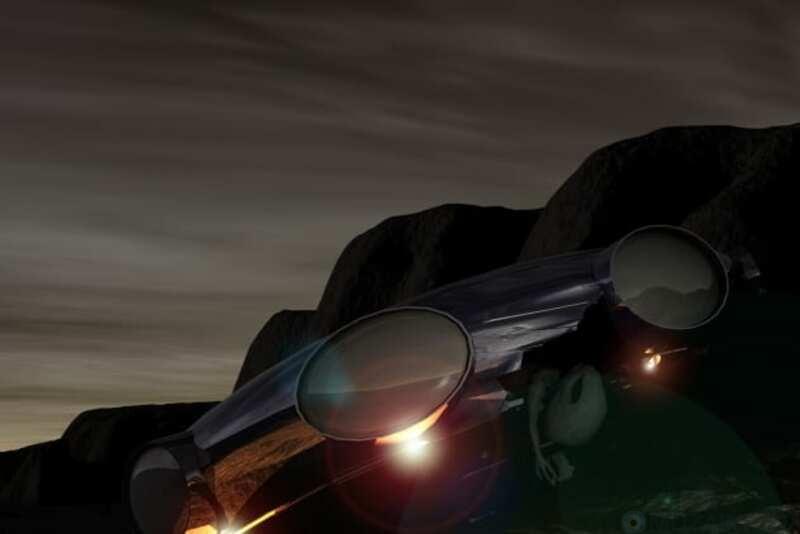 Инциденты с НЛО над базами ВВС США