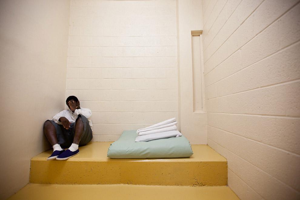 Детские изоляторы США на снимках