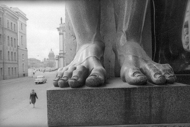Лица на снимках знаменитого советского фотографа Александра Стешанова