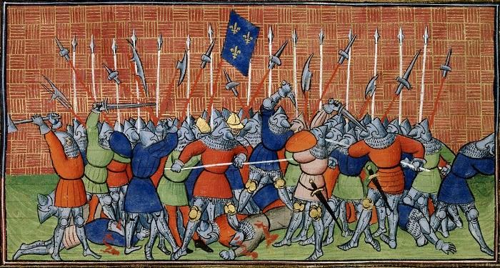 Странные битвы Средневековья, которые достойны экранизации