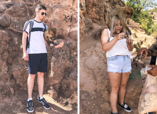 Забавная разница между тем, как делают фото девушки и парни